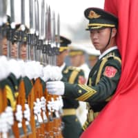 Beijing perceives U.S. policy as being increasingly aggressive and aimed at containing China. Nuclear forces are seen as the ultimate guarantor of national security. | REUTERS