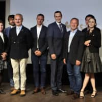 Kura Master is an annual sake contest in Paris that sees leading sommeliers and other wine professionals in France judge sake based on how well it goes with French cuisine. | COURTESY OF KURA MASTER