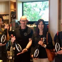 The quality of sake produced by small craft breweries overseas is being recognized by leading brewers in Japan. | COURTESY OF ZENKURO