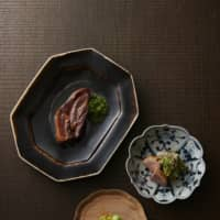 Food for thought: The restaurant at Ogata Paris offers traditional Japanese dishes with a contemporary twist. | COURTESY OF OGATA PARIS