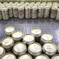 Revisions to the liquor tax system in Japan kicked off Thursday. | BLOOMBERG