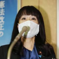 LDP's Mio Sugita admits saying 'women lie' about sexual assaults