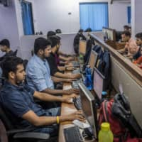 A federal judge ruled Thursday that U.S. President Donald Trump overstepped his authority in suspending new visas for hundreds of thousands of foreign workers amid the novel coronavirus pandemic. The highest proportion of H1-B visas are given to Indian nationals who work in information technology.   ATUL LOKE / THE NEW YORK TIMES
