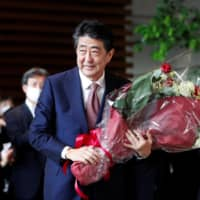 Now that he is out of office, it is still prudent to look at where Japan stands in the course of history following Shinzo Abe's record tenure of nearly eight years.  | REUTERS