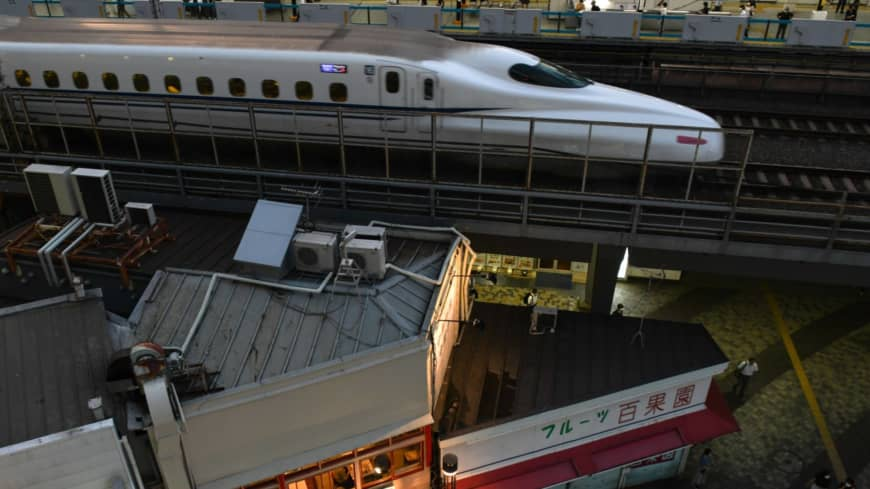 Japan struggles to fill bullet trains running with empty seats