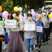 Tokyo politician under fire after blaming LGBT community for falling birth rate