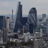 The race to replace the city of London begins