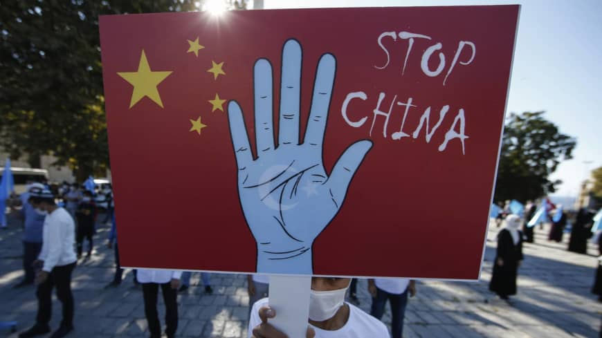 Japan among 39 nations calling on China to respect Uighur human rights