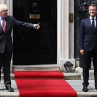 Macron on the spot with Brexit talks snagged on French red line