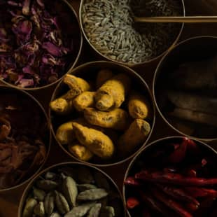 Spices and simplicity: Spice Lab Tokyo's concept is 'modern Indian' cuisine that blends aspects from both India and Japan. | COURTESY OF SPICE LAB TOKYO