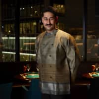 Quick thinking: Executive chef Tejas Sovani credits his time at Noma for his ability to adapt and cope in unfamiliar environments. | COURTESY OF SPICE LAB TOKYO