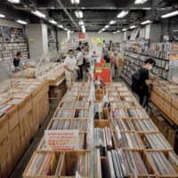 Vinyl records have been enjoying a resurgence in Japan in recent years, with production increasing by more than 10 times in less than a decade. | STEPHAN JARVIS