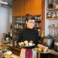 Keiko Seto pushes the limits of vegan food