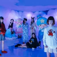 Kawaii ambassador: Jun Takahashi's Undercover collection is a collaboration with Sanrio. | UNDERCOVER