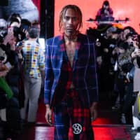 Street flair: Shibuya Fashion Week aims to narrate the street culture behind the designs.  | KIDILL
