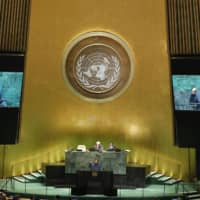 The U.N. faces an existential crisis, in which its biggest former advocates are challenging the very premises of the multilateralism upon which the organization was founded.   | REUTERS