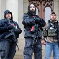 Michigan plot highlights U.S. right-wing militias as a growing threat