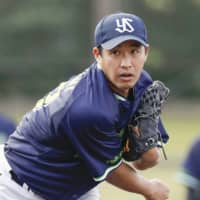 Veteran pitcher Ryota Igarashi has informed Yakult of his intent to retire at the end of the season. | KYODO