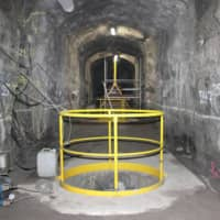 The site of what is expected to be the world's first repository for spent nuclear reactor fuel, deep in granite bedrock in Finland. | KYODO