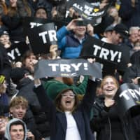 New Zealand expecting 47,000-strong crowd for second Bledisloe test