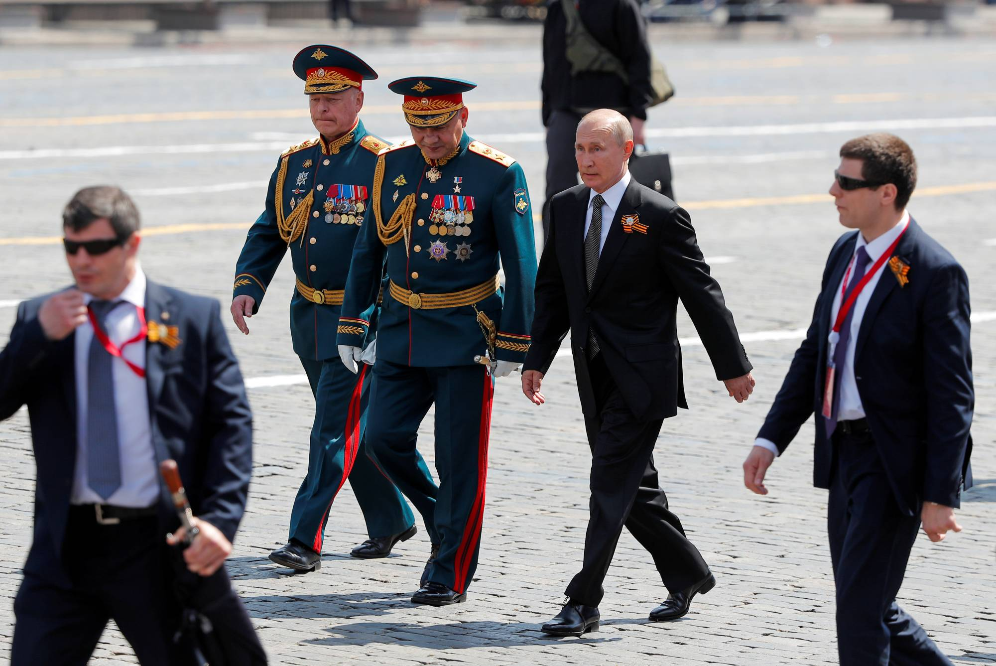 Russian President Vladimir Putin must be taking great pleasure in the convulsions that have seized the U.S. body politic, yet the satisfaction must also be fleeting as his attention focuses elsewhere to problems in his own backyard. | REUTERS