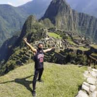 Peru's Machu Picchu reopens ... for one Japanese tourist