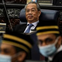 Key Malaysia party threatens to leave ruling bloc, pressuring prime minister