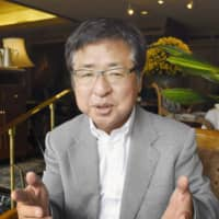 Nobukatsu Kanehara, a former diplomat who until last year served as deputy secretary general of Japan's National Security Secretariat (NSS) under the administration of former Prime Minister Shinzo Abe, says the nation has traditionally remained oblivious to the military implications of scientific technology it possesses. | KYODO