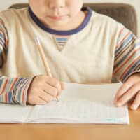 My bicultural child is starting to reveal his two faces