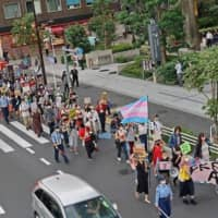 Need for reform: Lawmaker Taiga Ishikawa says Japan's institutions need to understand the difficulties that trans people face.  |