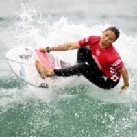 Surfing and Olympics still in love as wedding countdown continues