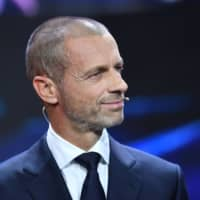 UEFA president says fewer hosts for Euro 2020 an option