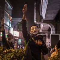 Thailand steps up response as anti-government protests escalate