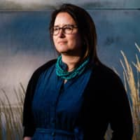 Katie Rosenberg, mayor of Wausau, Wisclonsin, took office during the coronavirus pandemic. Exhaustion and impatience are creating new risks as cases soar in parts of the world. 'They have had enough,' Rosenberg said of her residents.  | GABRIELA BHASKAR / THE NEW YORK TIMES