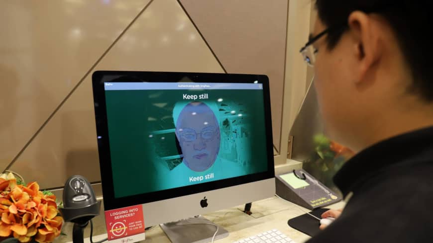 Singapore's world-first face scan plan sparks privacy fears
