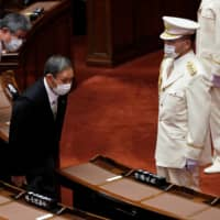 All eyes on Suga's foreign-policy agenda