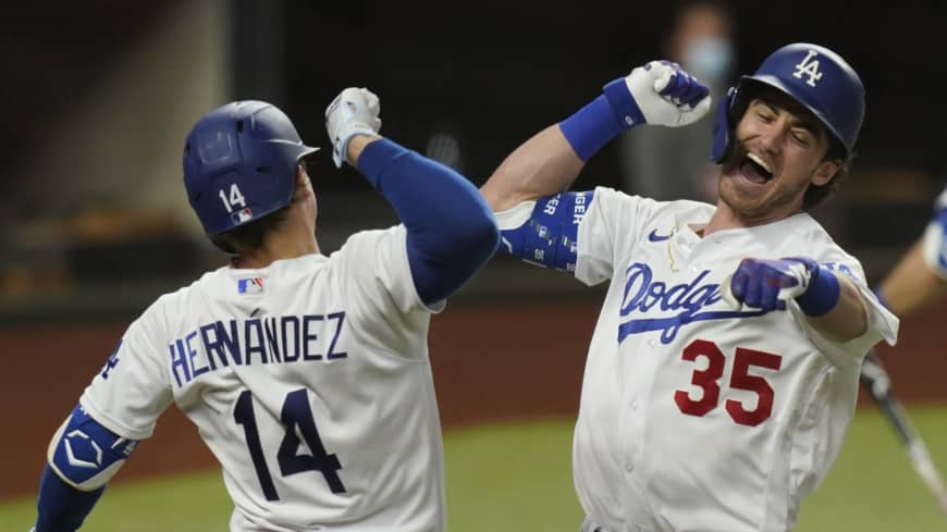 Cody Bellinger homer sends Dodgers to third World Series in four years