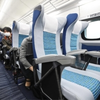 JR Central uses test ride to show off updated maglev shinkansen
