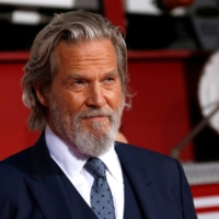Jeff Bridges at the premiere for 'Only the Brave' in Los Angeles, California, in October 2017 | REUTERS