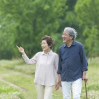 Japan's aging population spells bad news for the country's economy, with living standards across the nation already falling. | GETTY IMAGES