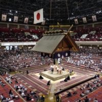Venerable Ryogoku Kokugikan has allowed sumo to successfully cope with pandemic