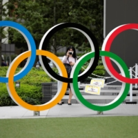 In the online survey responded to by 13,480 City Cast Olympic Games volunteers, 75.1% said they want the Japanese capital to create a safe environment for the volunteers to work in. | REUTERS  =