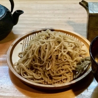 Top-draw menu: At Kyorakutei the main draw is the soba, but what will lure you back is the adventurous range of side dishes. | ROBBIE SWINNERTON