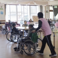 An estimated 10.7 million people will be engaged in medical and welfare services in 2040, the health ministry's white paper said. | KYODO