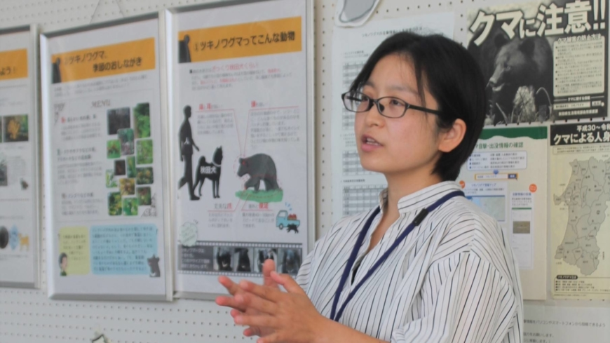 Akita Prefecture taps bear expert to stop damage to farms