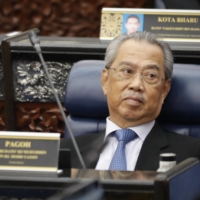 Malaysia's embattled premier retains support of key ally