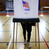 Can U.S. voters stop the degradation of their politics? Will they make the right decision on Nov. 3? There is not much that friends and foes can do about it now. | REUTERS