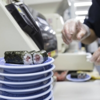 Sushi and canned coffee get unlikely boost from record-breaking 'Demon Slayer' movie