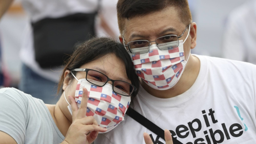 Record 200 days with no local coronavirus cases makes Taiwan envy of world