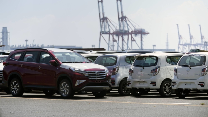 Toyota output up 11.7% on year earlier to hit record, led by China